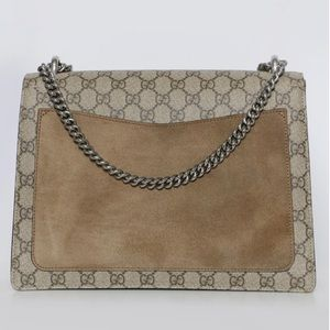 Gucci Bags - Gucci Dionysus Large Suede Purse